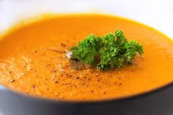 Рецепт морковного супа-пюре.